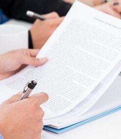 نمونه دادنامه تایید فسخ و فک ضمانتنامه بانکی